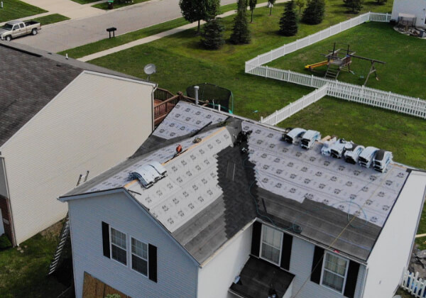 Roofing Styles: Laminate Shingles - Canton, MI | NorthGate Construction - northgate_construction_roofing_services_144